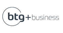Logo BTG+ business
